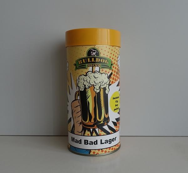 Bulldog Mad Bad Lager (23L)