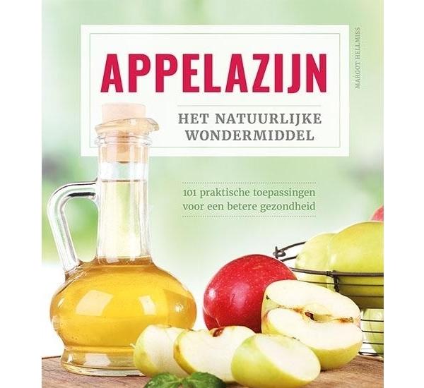 Appelazijn het natuurlijke wondermiddel