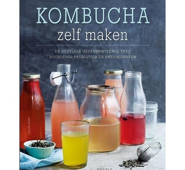 Kombucha zelf maken