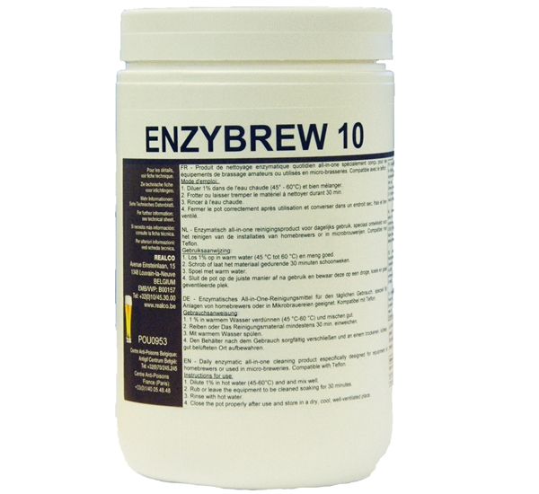 EnzyBrew10 750gr