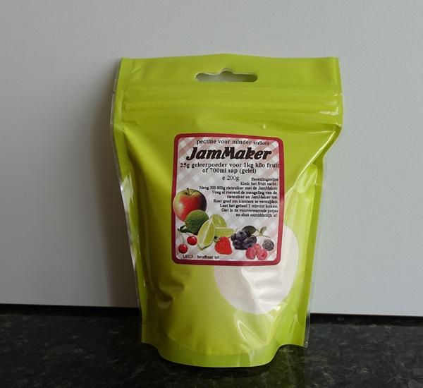 JamMaker 2 - pectine pour moins de sucre