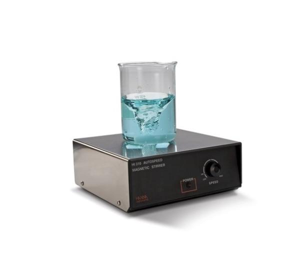 Agitateur magnétique jusqu'à 5L/h plateau inox