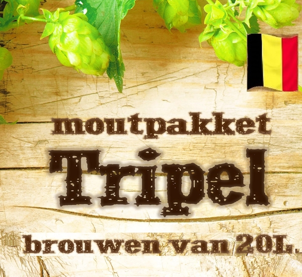 Moutpakket Tripel.