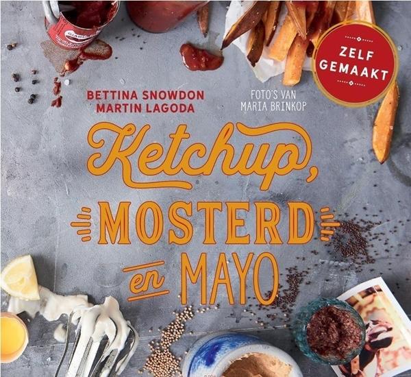 Ketchup, mosterd & mayo (Snowdon & Lagoda)
