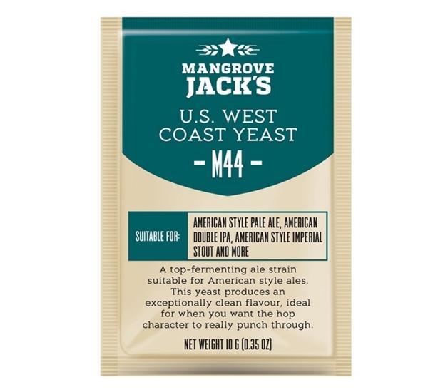 Biergist Mangrove Jack's West Coast M44 10g