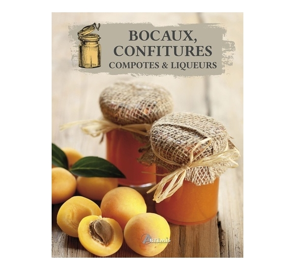 Bocaux, confitures, compotes & liqueurs (Losange)