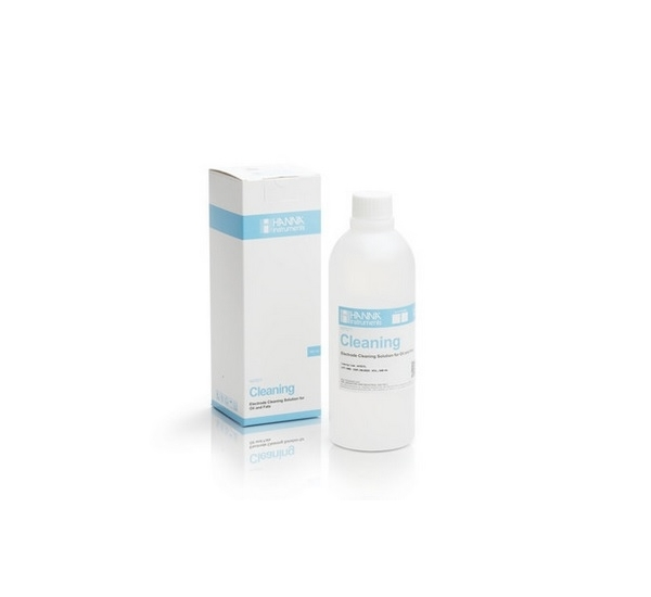 Reinigingsoplossing pH-meter porteïnen 500 ml