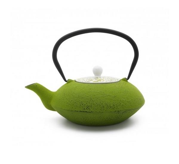 Théière avec filtre Yantai 1,2L vert