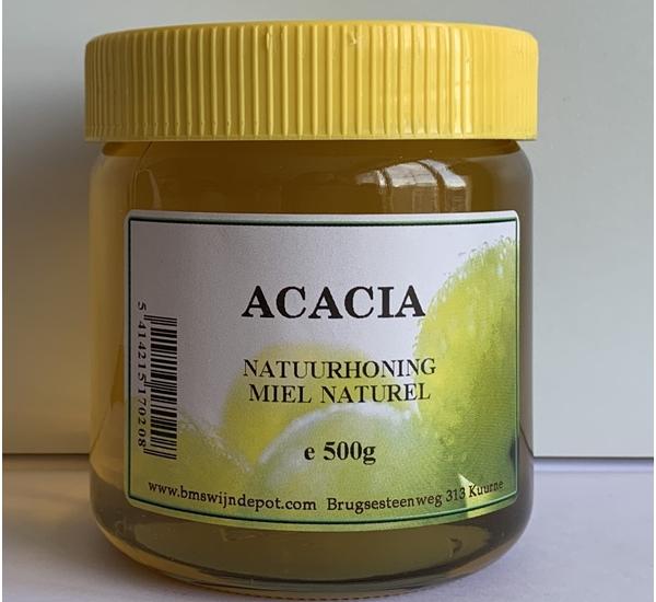 Miel Acacia: 500 g