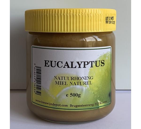 Miel Eucalyptus:500 g
