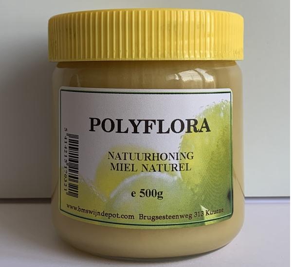 Miel multifleurs 500g