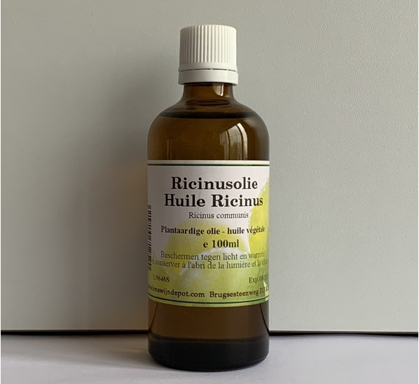Ricinusolie 100ml