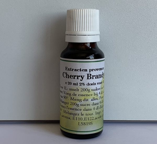 Provence extract Cherry brandy 20ml