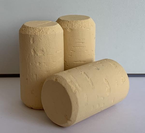 Bouchons colmatés et siliconés 45 mm 100p