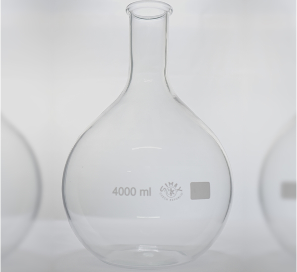 Ballon en verre