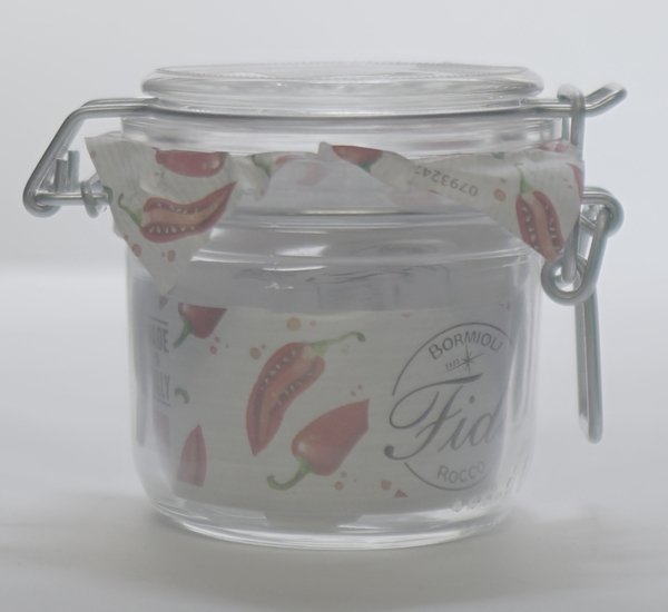 Steriliseerbokaal terrine 200ml