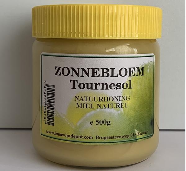 Miel Tournesol 500g