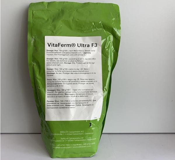 VitaFerm Ultra F3 Erbsloh 1kg