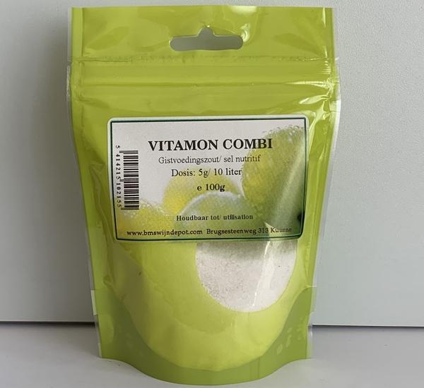 Vitamon combi Erbsloh 100g