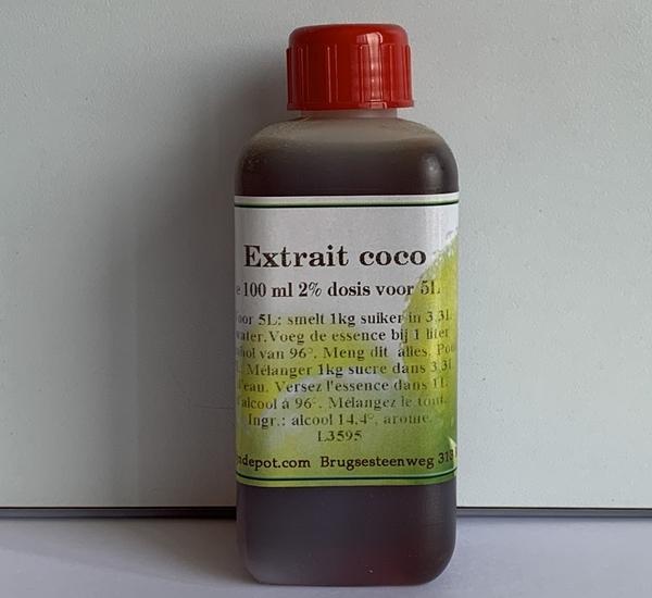 Coco-extract 100ml