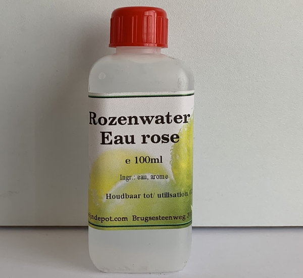 Rozenwater 10cl