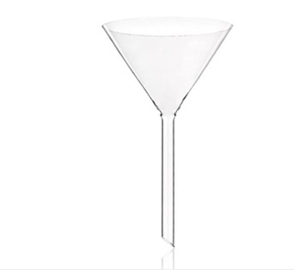 Trechter glas 55mm