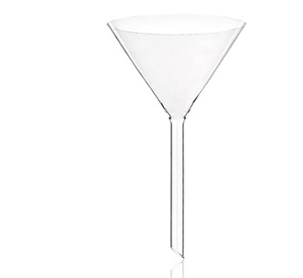 Trechter glas 100mm