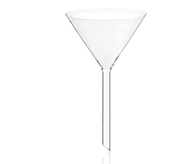 Trechter glas 75mm