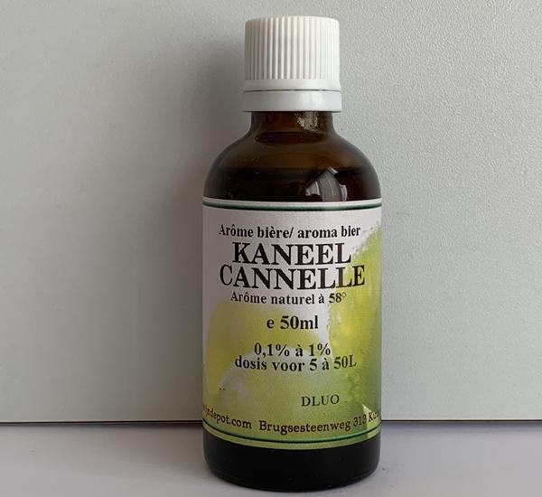 Kaneel natuurlijk aroma 50ml