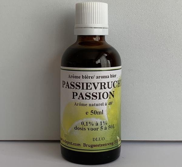Arôme naturel Passion 50ml