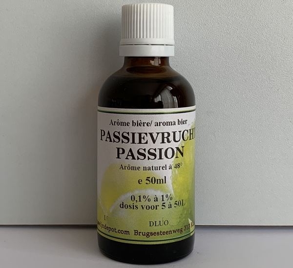 Passievrucht natuurlijk aroma 50ml