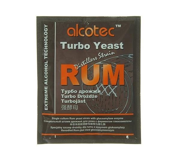 Alcotec Rum turbo