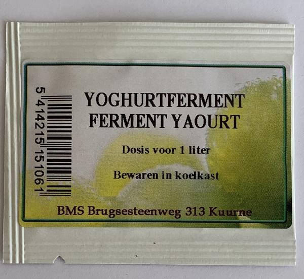 Yoghurt ferment