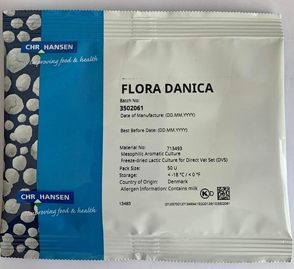 DVS-zuursel Flora Danica 50U