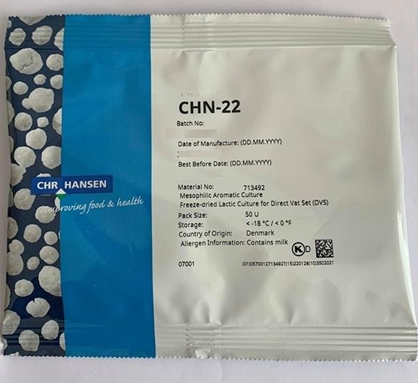 DVS-zuursel CHN22 50U