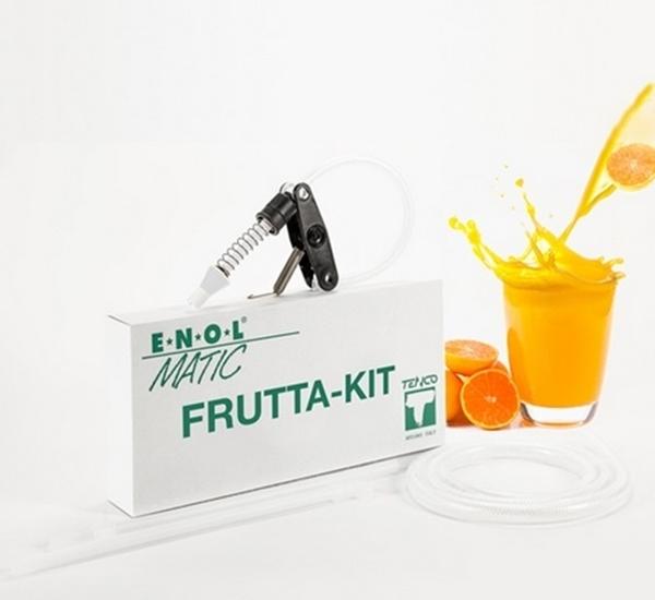 Standaard kit Enolmatic Frutta - vloeistoffen tot 80°C