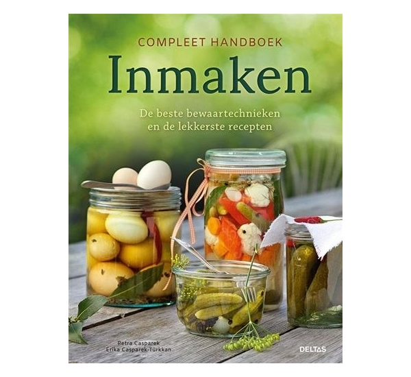 Compleet handboek inmaken (Casparek)