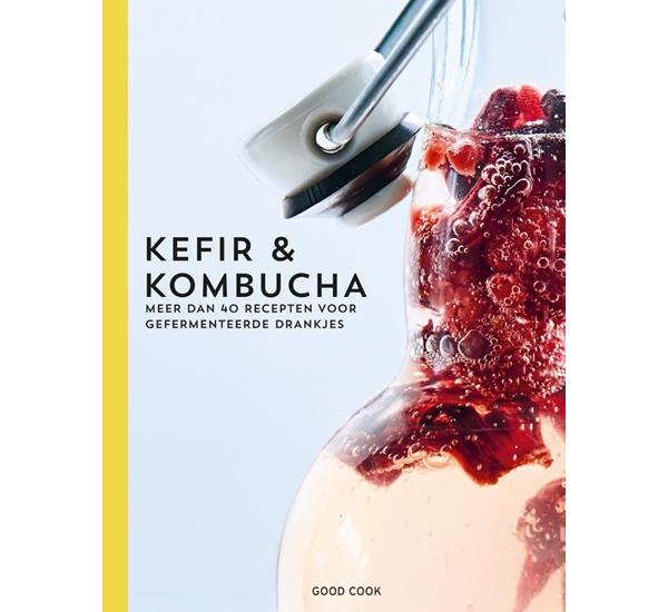 Kefir & Kombucha ( Landaeus en Lausecker)