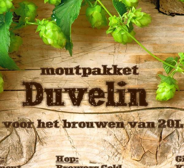 Moutpakket Duvelin