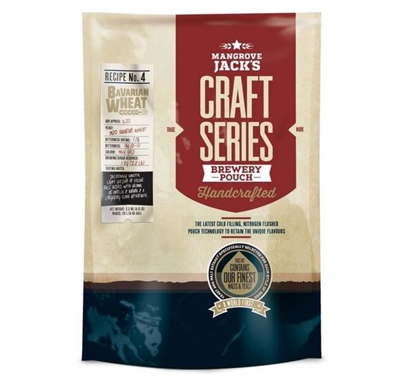 MJ Craft Series Bavarian Wheat 23L