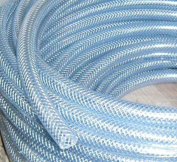 PVC slangen filclair AL 8 x 12mm 1m