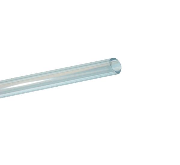 Tuyau en PVC diam 4x6mm 1m
