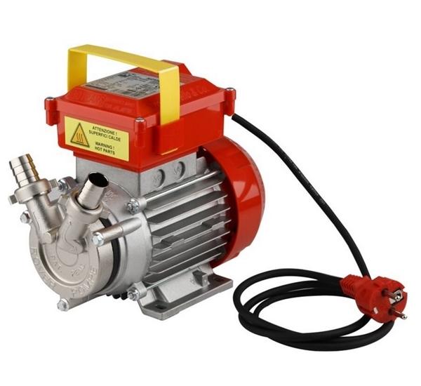 Pompe electrique Novax 20B pour liquides jusq'à 95°