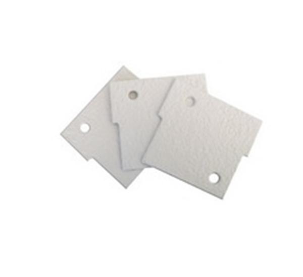 Plaques filtrantes pour mini jet stérile 3p