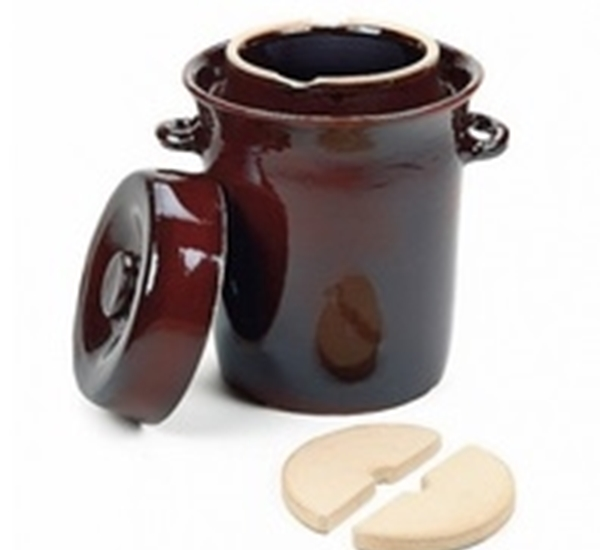 Pot à choucroute 25L
