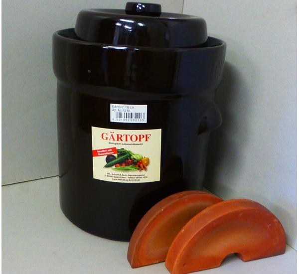 Pot à choucroute 15L